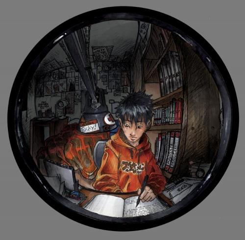 Этот Чудесный Рисованный Мир - 22 (201 работ)