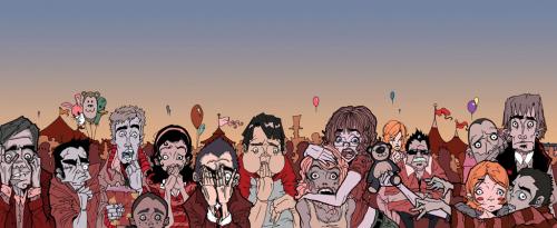 Этот Чудесный Рисованный Мир - 30 (201 работ)