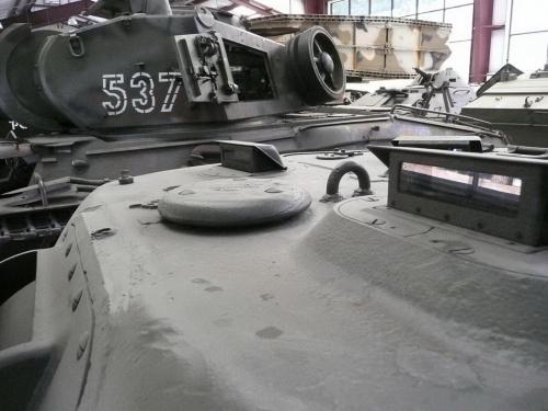 Фотообзор - американская САУ M22 Locust (91 фото)
