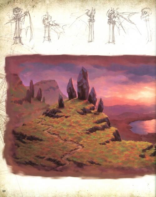 Этот Чудесный Рисованный Мир - 49 (151 работ)