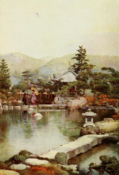 Экзотические пейзажи Ella Du Cane (211 работ)