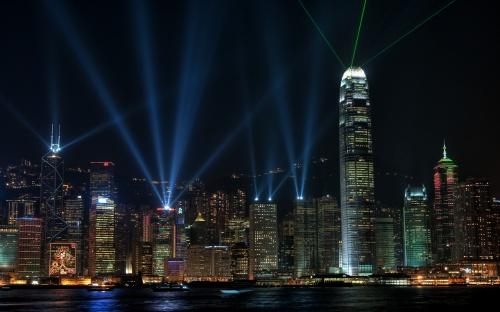 Panoramas Hong Kong (11 фото)