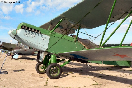 Фотообзор - советский самолет-разведчик Р-5 (21 фото)