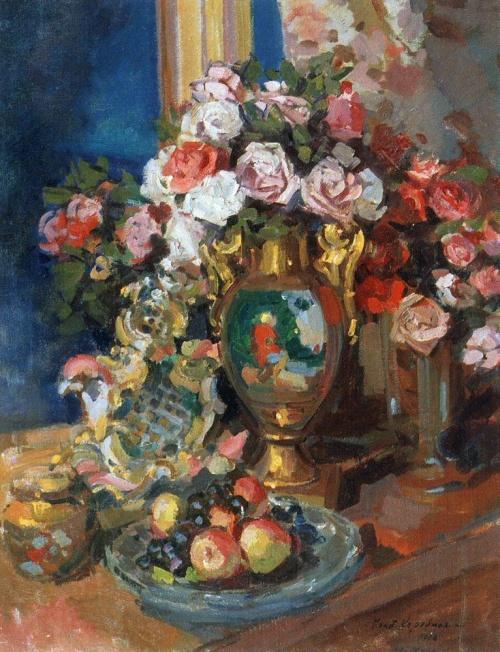 Русский художник - Коровин Константин Алексеевич 1861-1939 (335 работ)