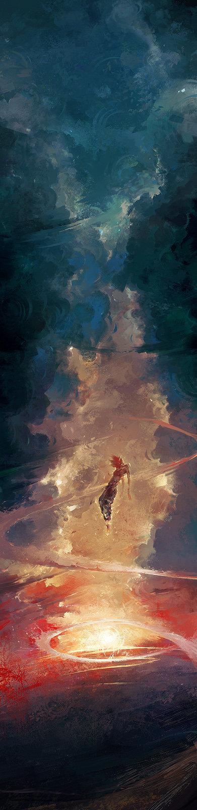 Этот Чудесный Рисованный Мир - 37 (201 работ)