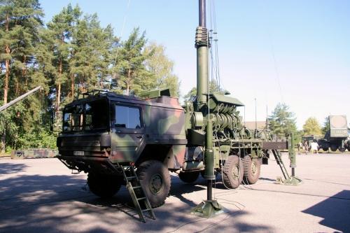 Фотообзор - американский ЗРК Patriot Missile Battery (124 фото)