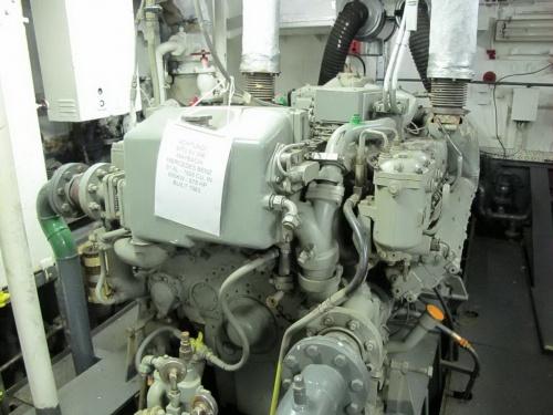 Фотообзор - американский корвет USS LCS(L)-102 (298 фото)