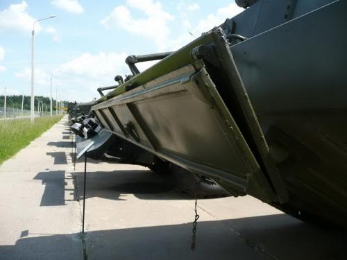 Фотообзор - советский плавающий транспортер ПТС-М (49 фото)