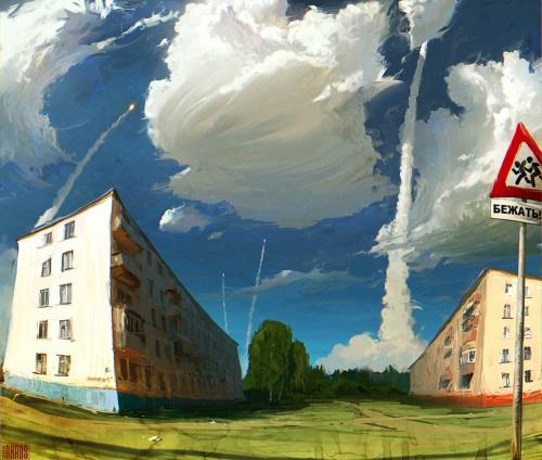 Этот Чудесный Рисованный Мир - 2 (153 работ)