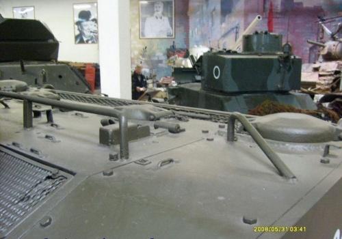 Фотообзор - Американский легкий танк M3A1 Stuart (44 фото)