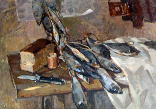 Коллекция работ художника Юлия Петрова (65 фото)