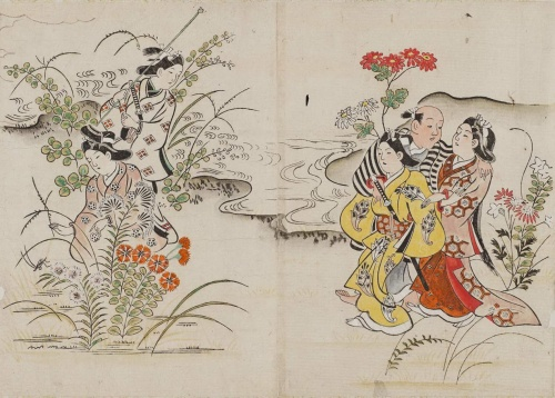 Сугимура Дзихэй (Sugimura Jihei) (годы творчества 1681-1703) (63 работ)