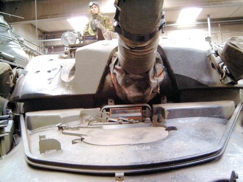Фотообзор - английский основной танк Chieftain Mk10 (136 фото)