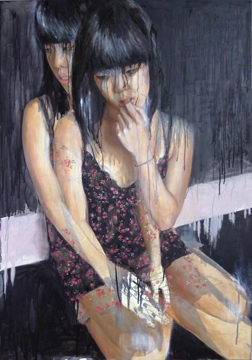 Художник Christine Wu (51 работ)