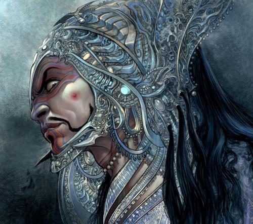 Иллюстратор из Индии Nisachar (66 фото)