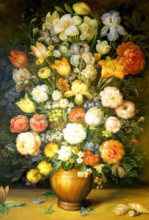 Коллекция работ художника Руслана Смородинова (73 фото)