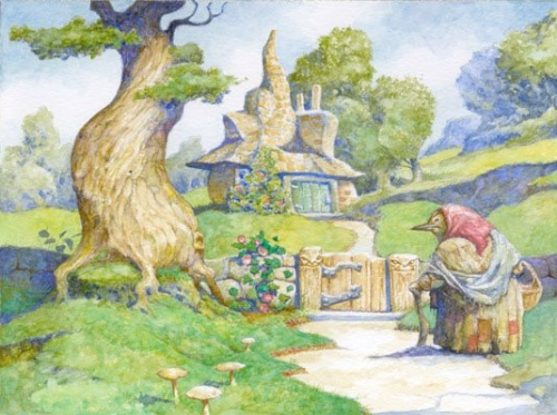 Этот Чудесный Рисованный Мир - 6 (152 работ)