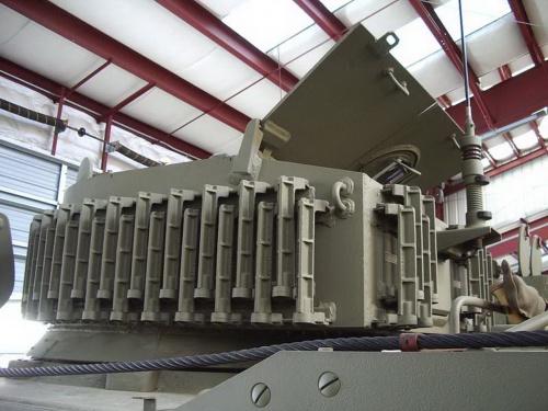 Фотообзор - американский легкий танк M5A1 Stuart (78 фото)