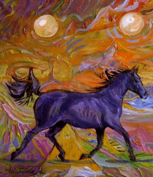 Коллекция работ художницы Марины Якименко (61 работ)