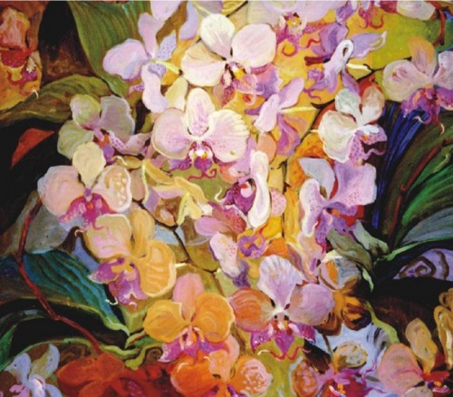 Коллекция работ художницы Марины Якименко (61 фото)