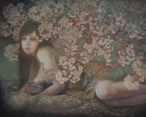 Художница из Хиросимы - Yuna Tsuru (44 работ)