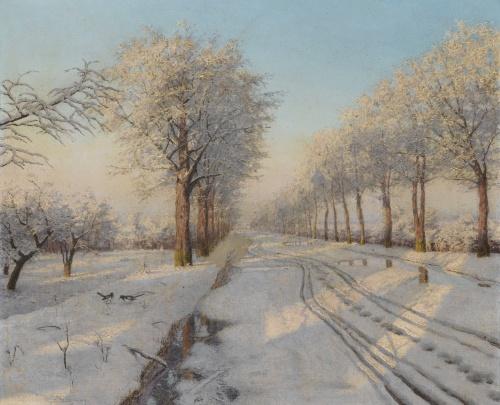 Коллекция работ художника Бориса Бессонова (18 работ)