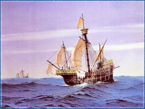 Картины художника Cornelis de Vries (40 фото)