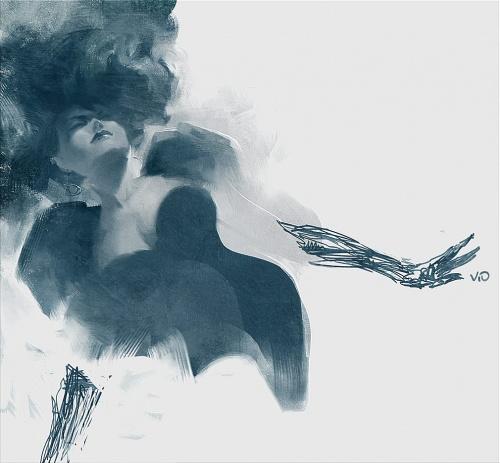 Этот Чудесный Рисованный Мир - 15 (201 работ)