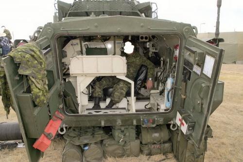 Фотообзор - канадский бронетранспортер LAV-25 Coyote Recce Vehicle (178 фото)