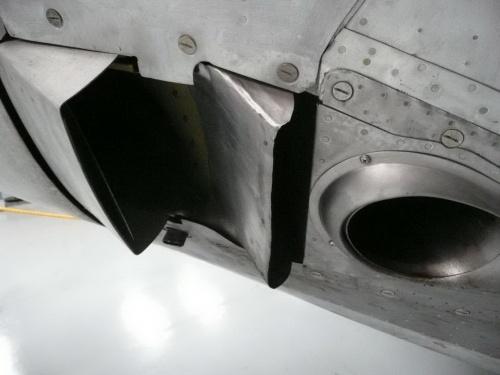 Фотообзор - американский истребитель Republic P-47D-30-RE Thunderbolt (98 фото)