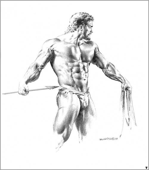 Фэнтезийное искусство Бориса Валлейо / Fantasy art Boris Vallejo (389 работ)