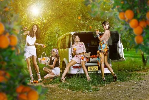 Подборка рекламных фото №29 (48 фото)