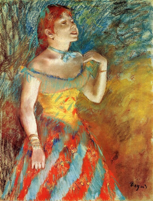 Эдгар Дега 1834-1917 / Edgar Degas 1834-1917 (732 работ)
