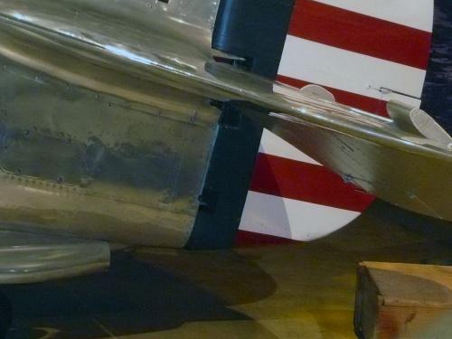 Фотообзор - американский истребитель Curtiss P-36A Hawk (51 фото)