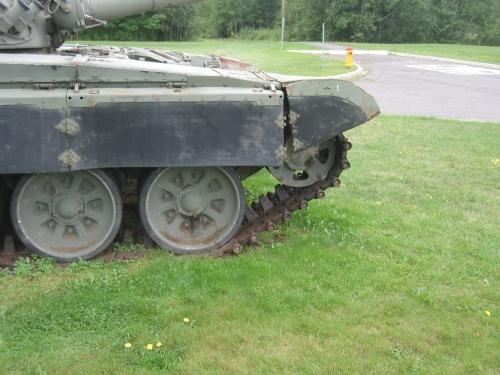 Фотообзор - советский оновной боевой танк Т-72 (22 фото)