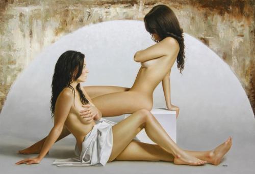 Невероятные картины в стиле гиперреализма Омара Ортиза (32 работ)