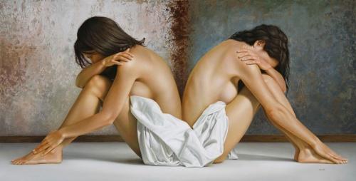 Невероятные картины в стиле гиперреализма Омара Ортиза (32 фото)