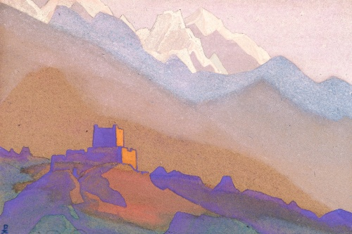 Рерих Николай Константинович / Roerich Nikolai ̆ Konstantinovich (248 работ)