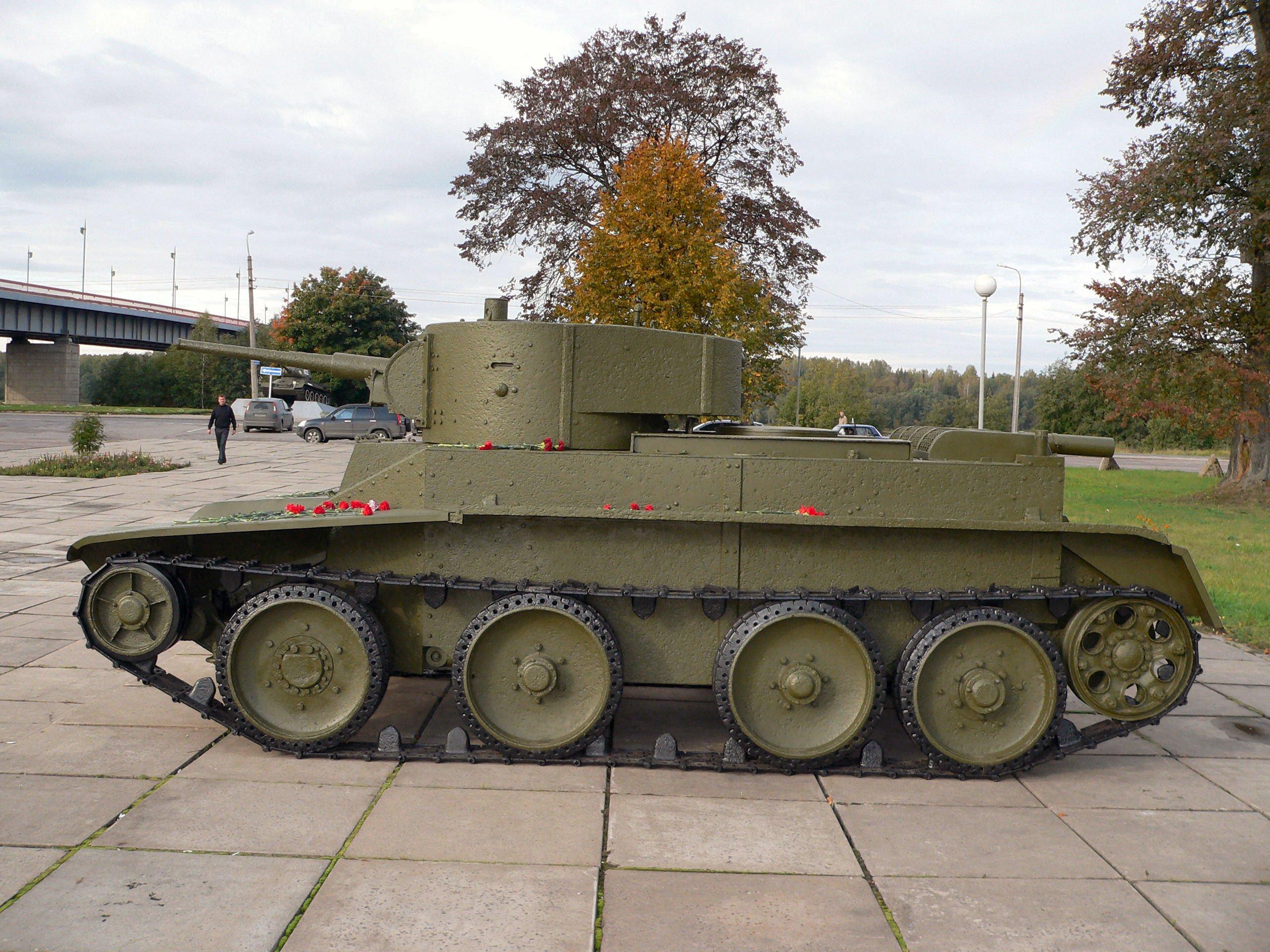 этого, все танки серии т фото возможность