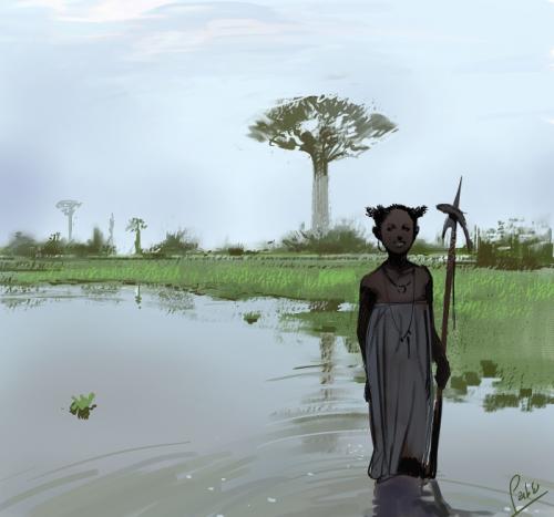 Этот Чудесный Рисованный Мир - 112 (101 работ)