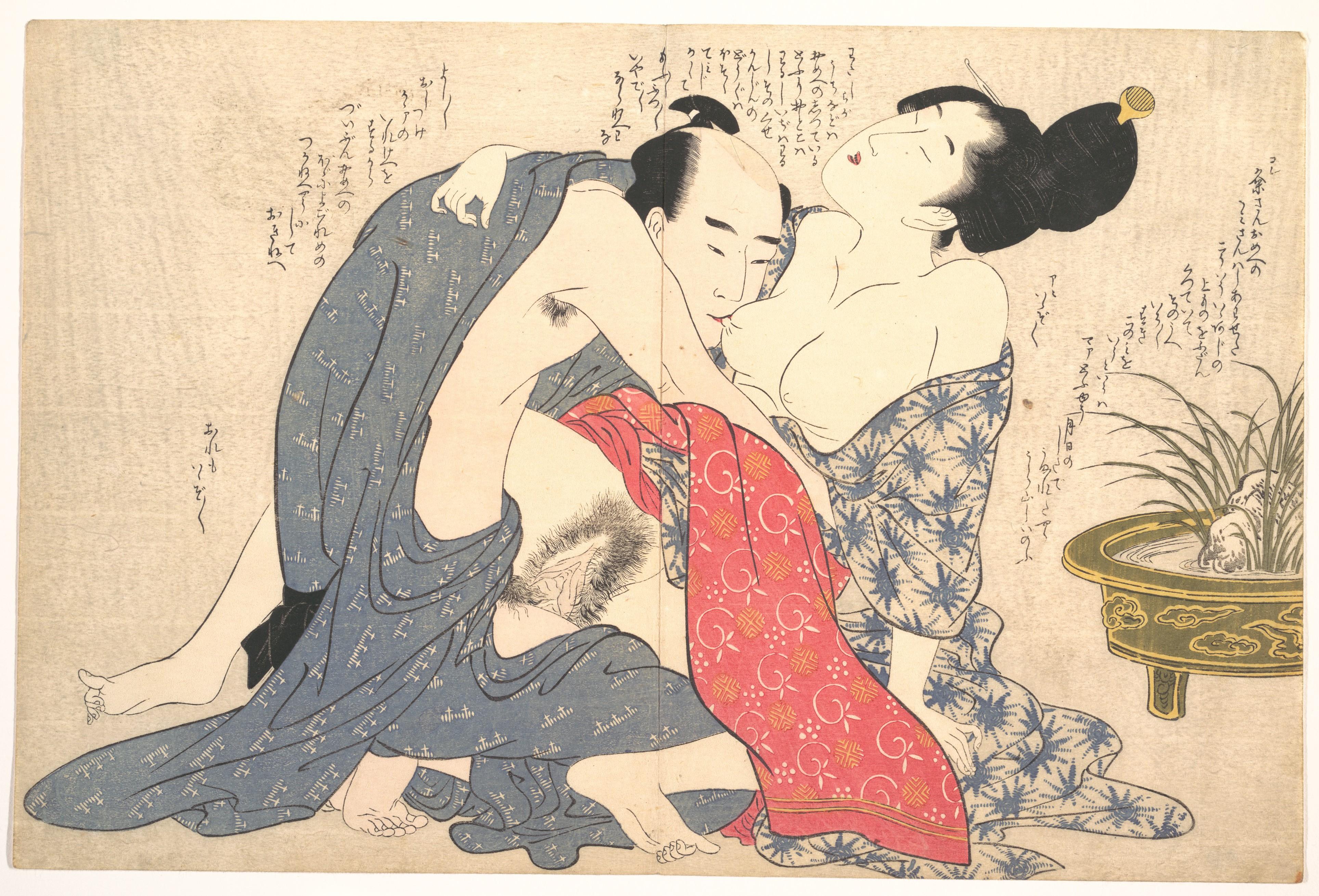 Токийская эротика