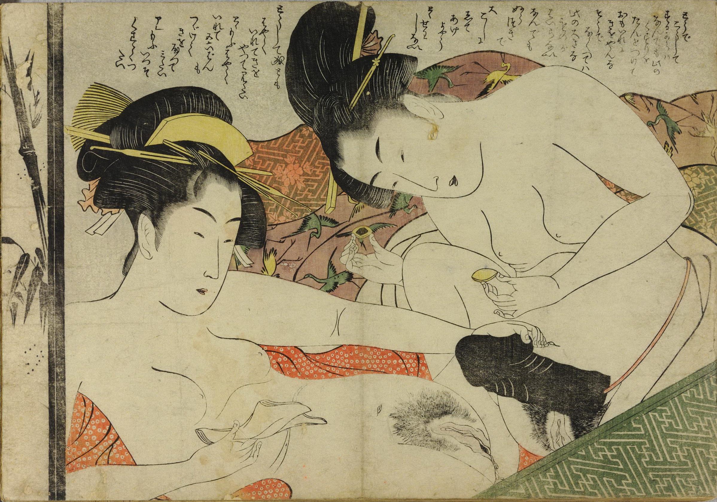 Японская эротика в фотографиях 14 фотография