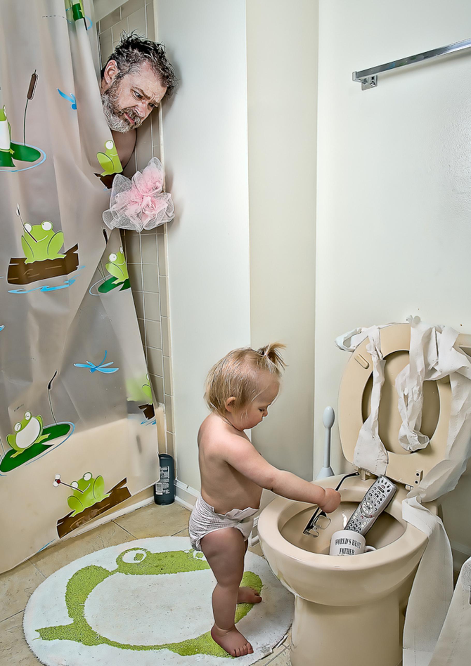 Смотреть как отец и дочка играют 25 фотография
