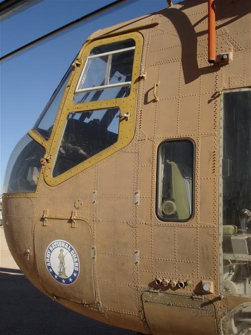 Фотообзор - американский транспортный вертолет CH-54A (68-18437) Tarhe Skycrane (57 фото)