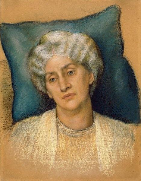 Английский художник Evelyn De Morgan (1855-1919) (88 работ)
