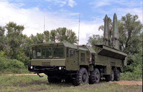 Ракетный комплекс «Искандер» (11 фото)