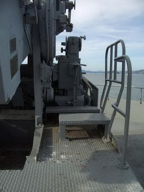 """Фотообзор - американское морское орудие US 5""""/38 Mark 37 Mod 6 (36 фото)"""