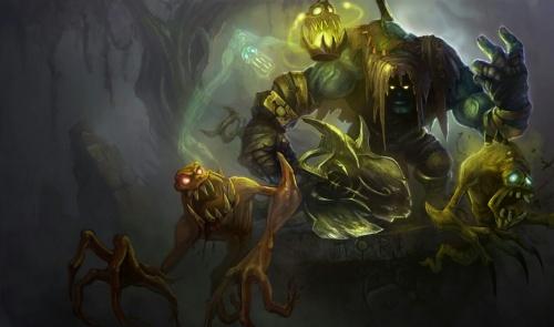 Digital Art - League of Legend (799 фото)
