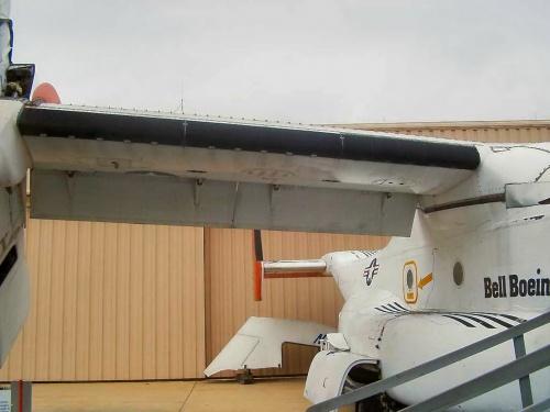 Фотообзор - американский конвертоплан Bell-Boeing V-22A (163913) Osprey (91 фото)