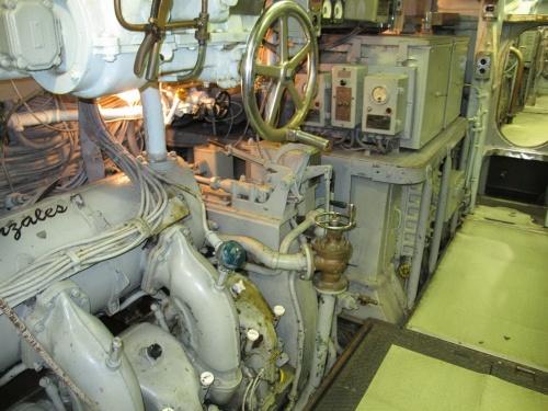 Фотообзор - американская подводная лодка USS Clamagore SS-343 (167 фото)